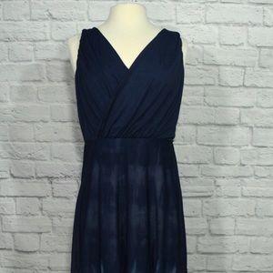 Vera High Low Dress